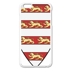 Hungarian Kings (1000 1301) & Seal Of King Emeric (1202) Apple Iphone 6 Plus/6s Plus Enamel White Case by abbeyz71