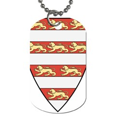 Hungarian Kings (1000 1301) & Seal Of King Emeric (1202) Dog Tag (two Sides) by abbeyz71