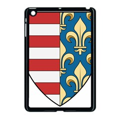Angevins Dynasty Of Hungary Coat Of Arms Apple Ipad Mini Case (black) by abbeyz71