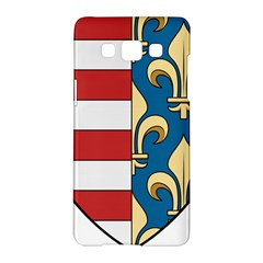 Angevins Dynasty Of Hungary Coat Of Arms Samsung Galaxy A5 Hardshell Case  by abbeyz71