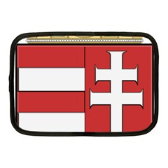 Medieval Coat Of Arms Of Hungary  Netbook Case (medium)  by abbeyz71