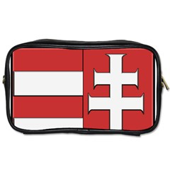 Medieval Coat Of Arms Of Hungary  Toiletries Bags by abbeyz71