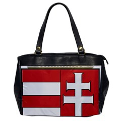 Medieval Coat Of Arms Of Hungary  Office Handbags by abbeyz71