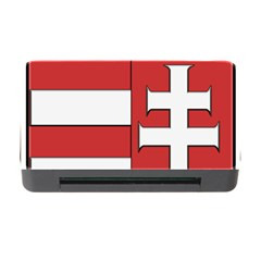 Medieval Coat Of Arms Of Hungary  Memory Card Reader With Cf by abbeyz71