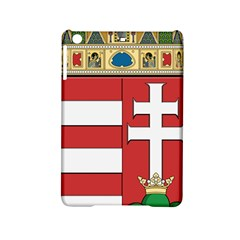 Medieval Coat Of Arms Of Hungary  Ipad Mini 2 Hardshell Cases by abbeyz71