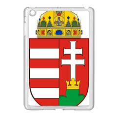 Medieval Coat Of Arms Of Hungary  Apple Ipad Mini Case (white) by abbeyz71