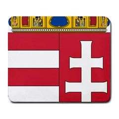 Coat Of Arms Of Hungary Large Mousepads by abbeyz71