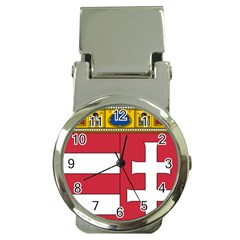 Coat Of Arms Of Hungary Money Clip Watches by abbeyz71
