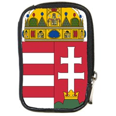 Coat Of Arms Of Hungary Compact Camera Cases by abbeyz71