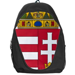 Coat Of Arms Of Hungary Backpack Bag by abbeyz71