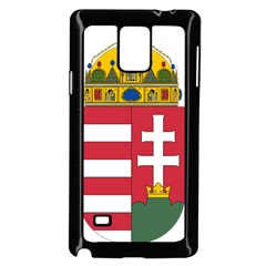 Coat Of Arms Of Hungary Samsung Galaxy Note 4 Case (black) by abbeyz71