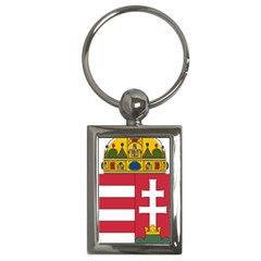 Coat Of Arms Of Hungary  Key Chains (rectangle)  by abbeyz71