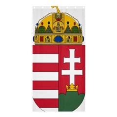 Coat Of Arms Of Hungary  Shower Curtain 36  X 72  (stall)  by abbeyz71