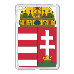 Coat Of Arms Of Hungary  Apple Ipad Mini Case (white) by abbeyz71