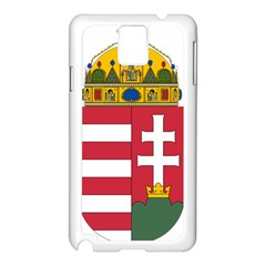 Coat Of Arms Of Hungary  Samsung Galaxy Note 3 N9005 Case (white) by abbeyz71