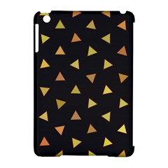 Shapes Abstract Triangles Pattern Apple Ipad Mini Hardshell Case (compatible With Smart Cover) by Nexatart