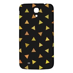 Shapes Abstract Triangles Pattern Samsung Galaxy Mega I9200 Hardshell Back Case