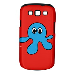 Creature Forms Funny Monster Comic Samsung Galaxy S Iii Classic Hardshell Case (pc+silicone) by Nexatart