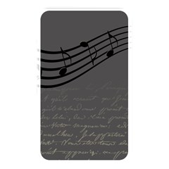 Music Clef Background Texture Memory Card Reader by Nexatart