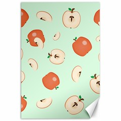 Apple Fruit Background Food Canvas 20  X 30