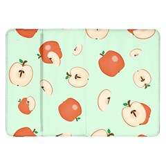 Apple Fruit Background Food Samsung Galaxy Tab 8 9  P7300 Flip Case
