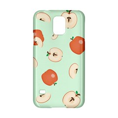 Apple Fruit Background Food Samsung Galaxy S5 Hardshell Case  by Nexatart
