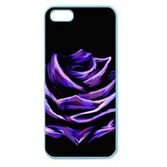 Rose Flower Design Nature Blossom Apple Seamless Iphone 5 Case (color)