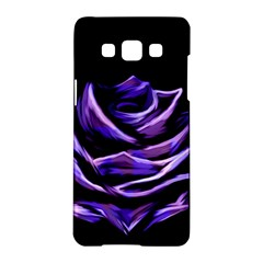 Rose Flower Design Nature Blossom Samsung Galaxy A5 Hardshell Case  by Nexatart