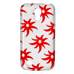 Star Figure Form Pattern Structure Galaxy S4 Mini by Nexatart