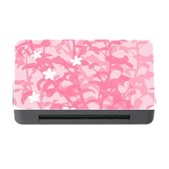 Plant Flowers Bird Spring Memory Card Reader With Cf