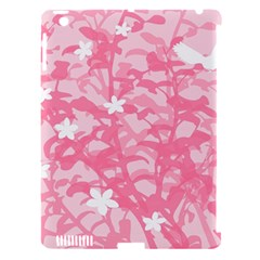 Plant Flowers Bird Spring Apple Ipad 3/4 Hardshell Case (compatible With Smart Cover) by Nexatart