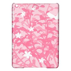 Plant Flowers Bird Spring Ipad Air Hardshell Cases by Nexatart