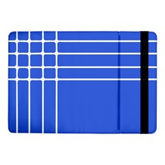 Stripes Pattern Template Texture Samsung Galaxy Tab Pro 10 1  Flip Case by Nexatart