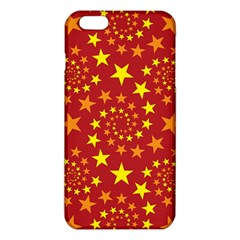 Star Stars Pattern Design Iphone 6 Plus/6s Plus Tpu Case by Nexatart