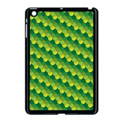 Dragon Scale Scales Pattern Apple Ipad Mini Case (black)