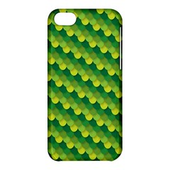Dragon Scale Scales Pattern Apple Iphone 5c Hardshell Case by Nexatart