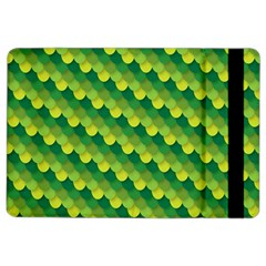 Dragon Scale Scales Pattern Ipad Air 2 Flip by Nexatart