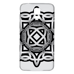 Celtic Draw Drawing Hand Draw Samsung Galaxy S5 Back Case (white) by Nexatart