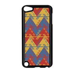 Aztec Traditional Ethnic Pattern Apple Ipod Touch 5 Case (black) by Nexatart