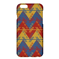 Aztec Traditional Ethnic Pattern Apple Iphone 6 Plus/6s Plus Hardshell Case