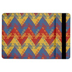 Aztec Traditional Ethnic Pattern Ipad Air 2 Flip by Nexatart
