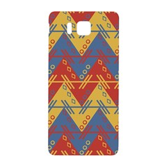 Aztec Traditional Ethnic Pattern Samsung Galaxy Alpha Hardshell Back Case by Nexatart