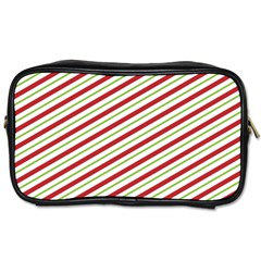 Stripes Striped Design Pattern Toiletries Bags