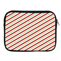 Stripes Striped Design Pattern Apple Ipad 2/3/4 Zipper Cases