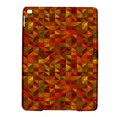 Gold Mosaic Background Pattern Ipad Air 2 Hardshell Cases by Nexatart