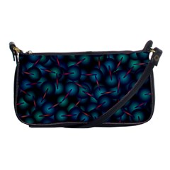 Background Abstract Textile Design Shoulder Clutch Bags by Nexatart