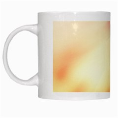 Background Abstract Texture Pattern White Mugs by Nexatart