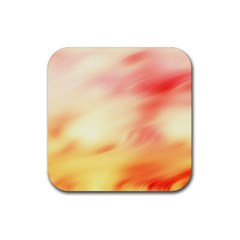 Background Abstract Texture Pattern Rubber Coaster (square)  by Nexatart