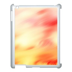 Background Abstract Texture Pattern Apple Ipad 3/4 Case (white) by Nexatart