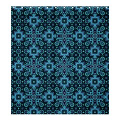 Abstract Pattern Design Texture Shower Curtain 66  X 72  (large)
